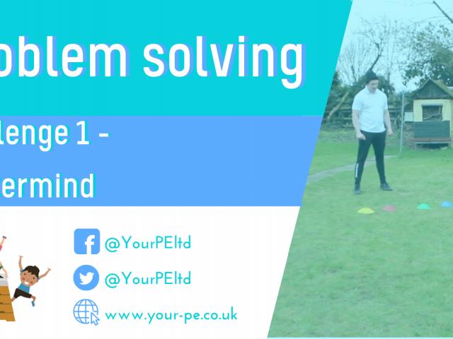 Problem solving - Lesson 1